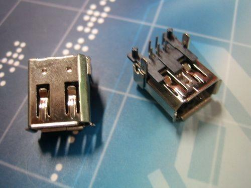 1394 6P两脚DIP端子DIP