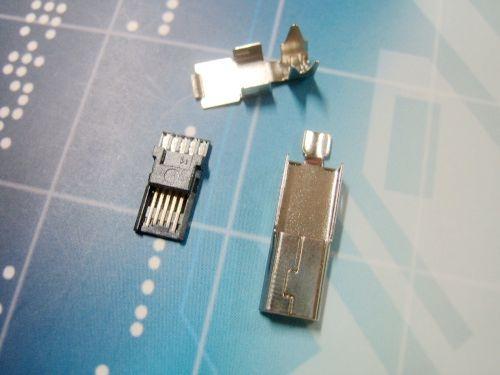 Mini 5P超薄前五后五三件式