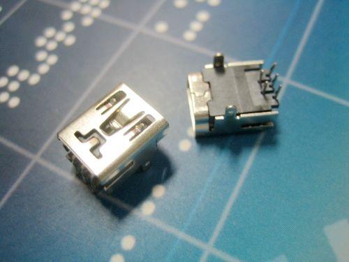 Mini 5P两脚DIP端子DIP