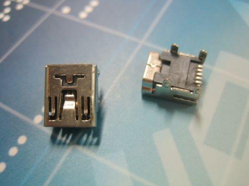 Mini 5P四脚DIP端子SMT