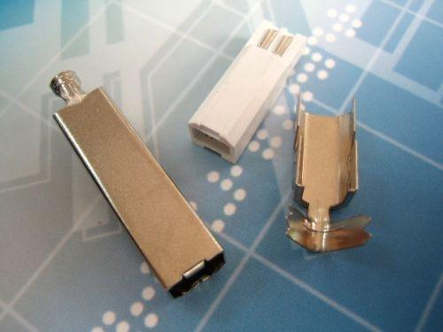 USB 2.0 公头