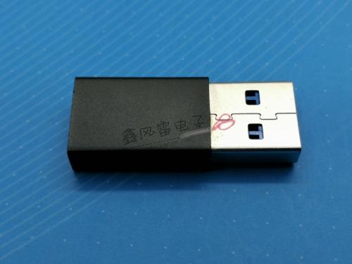 USB 3.0 A公转TYPE C母转接头