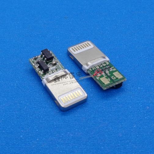 8P压铸一体式方头L=15.50加四个电阻耐高压